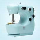 縫紉機家毅301縫紉機家用電動迷你多功能小型手動吃厚縫紉機微型衣車 LX 智慧 618狂歡