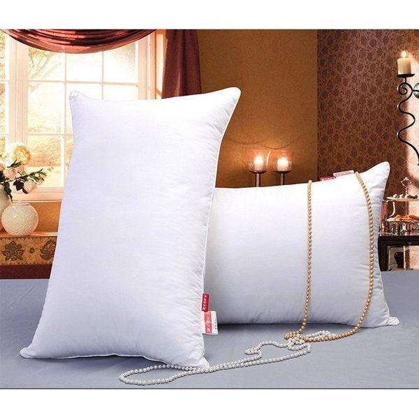 酒店枕芯  護頸椎軟枕頭芯  純棉面料羽絲絨【潮咖範兒】