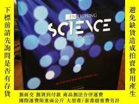 二手書博民逛書店Enriching罕見Science in Primary Sc