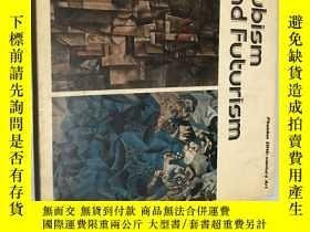 二手書博民逛書店cubism罕見and futurism gerhardusY2