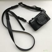 相機肩帶 相機肩帶微單M50M100理光GR3掛繩索尼RX100M6M5窄款柔軟背帶 【快速出貨】