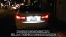 BMW LED牌照燈總成( F30可裝 ...