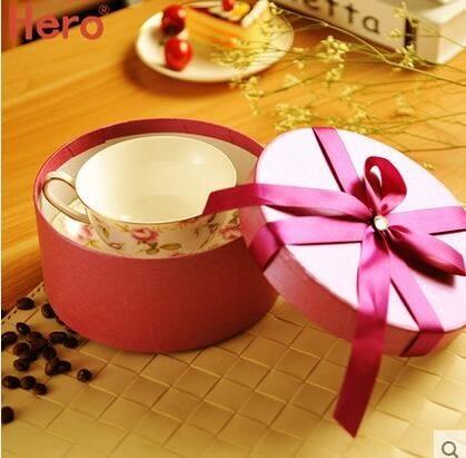 咖啡杯 歐式骨瓷咖啡杯套裝下午茶茶具禮盒創意英式紅茶杯