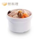 【照料理】媽煮湯-芋栗竹笙煲雞湯 (芋頭雞湯、栗子雞湯)