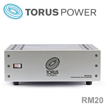 TORUS POWER 名展音響 RM20 環形電源處理器 桃園專賣店