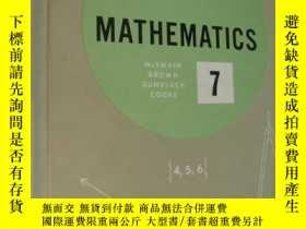 二手書博民逛書店Mathematics罕見7(Teacher s edition