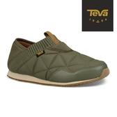TEVA 女 Ember Moc 菠蘿麵包鞋 - 橄欖綠 18225BTOL