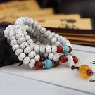 手工飾品 藏式 星月菩提子 佛珠 108...