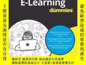 二手書博民逛書店E-Learning罕見für DummiesY410016 Daniela Weber ISBN:9783