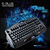 [哈GAME族]免運費 可刷卡●日系電競品牌首選●E-Blue 魅影狂蛇 黑軸 機械式鍵盤 EKM0868BKUS