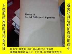 二手書博民逛書店Theory罕見of Partial Differential
