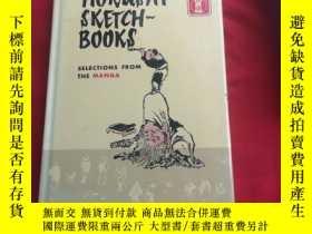 二手書博民逛書店THE罕見HOKUSAI SKETCH BOOKSY179070 THE HOKUSAI SKETCH BOO