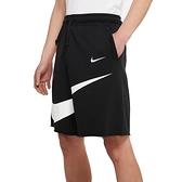 Nike AS M NSW Swsh  Knit Short 男 黑白 運動 休閒 短褲 DJ5373-010