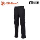 【Wildland 荒野 男 防水防風保暖長褲《深霧灰》】W2330/雪褲/運動褲/工作褲/登山
