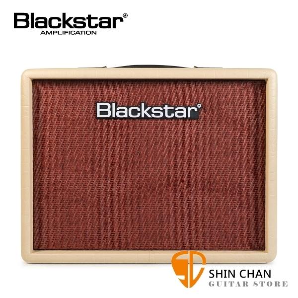 Blackstar DEBUT 15E 15瓦吉他音箱 復古白 專利ISF音頻控制 內建破音/延遲效果器 原廠公司貨 一年保固