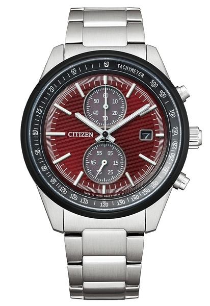 41mm【分期0利率】星辰錶 CITIZEN 光動能 三眼計時 全新原廠公司貨 CA7034-96W