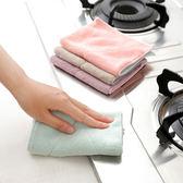 雙色加厚抹布 不沾油 抹布 洗碗巾 不沾油抹布 去油汙抹布 廚房 清潔 居家