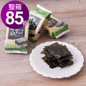 YEMAT韓國鹽烤海苔x12袋(平均38元1袋)-生活工場
