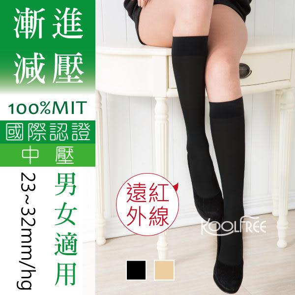 壓力襪│小腿襪│彈性襪│耐穿旅行家 漸進式壓力★美腿【康護你】