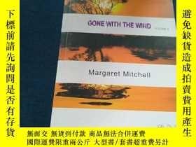 二手書博民逛書店GONE罕見WITH THE WIND VOLUME 1 Margaret Mitchell [英文原版]