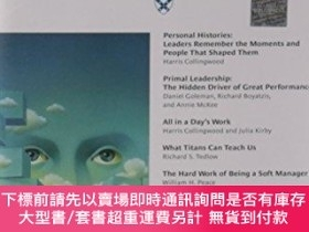 二手書博民逛書店Harvard罕見Business Review On Breakthrough LeadershipY255
