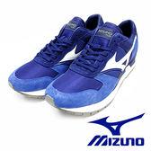 MIZUNO 1906 D1GA170627 藍X白 MIZUNO 1906 GV87 休閒款慢跑鞋 男鞋