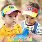 ※現貨 Billgo【K508008】韓國lemonkid 機器人空頂遮陽帽 4色