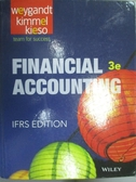 【書寶二手書T9/大學商學_PMV】Financial Accounting: IFRS3/e_Weygandt, Je
