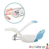 嬰幼兒放大鏡指甲刀 新生兒指甲剪安全指甲鉗-JoyBaby