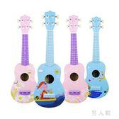 彩色卡通圖案尤克里里21寸小吉他個性初學者烏克麗麗尤里克克 PA6708『男人範』