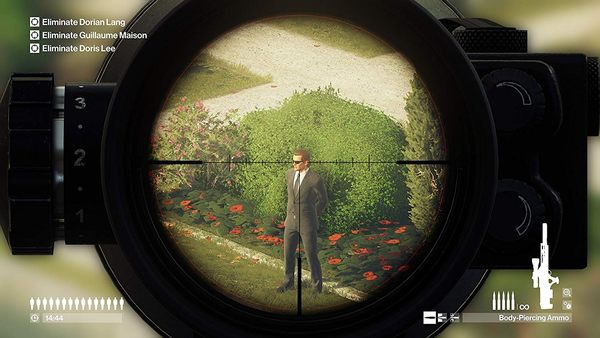 PS4 刺客任務2 -中文版- Hitman 2 殺手47 光頭殺手