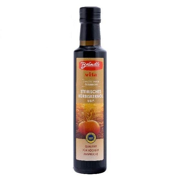 智慧體 布蘭德低溫輕焙南瓜籽油 250ml/瓶 一瓶 奧地利 父親節送禮