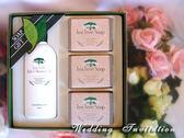 RARE JADE蕾潔香氛 茶樹精油1+3沐浴禮盒 喝茶禮盒 結婚用品【皇家結婚用品百貨】