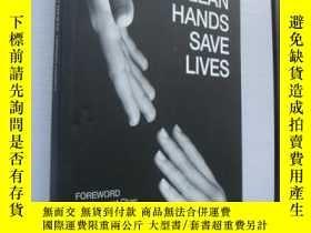 二手書博民逛書店Clean罕見Hands Save LivesY146810 T