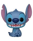 【 Funko 】POP迪士尼 星際寶貝 坐下的史迪奇 微笑版 (FK55617) / JOYBUS玩具百貨