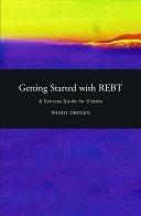 二手書博民逛書店 《Getting Started with REBT: A Concise Guide for Clients》 R2Y ISBN:1583919392│Routledge