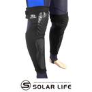 AROPEC 2.5mm Neoprene溯溪用護膝 一對(男女皆適用)/NS-KN-1.防撞護膝 護髕骨腿套 護腿板 散打護脛