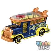 TOMICA迪士尼小汽車 DM-11 美女與野獸狂歡禮車 (DISNET MOTORS) 17408