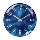 客廳時鐘 客廳掛鐘靜音鐘表家用時尚創意石英鐘簡約時鐘個性北歐現代壁鐘【快速出貨八折搶購】