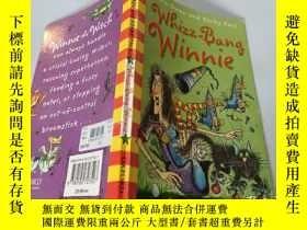 二手書博民逛書店Whizz-Bang罕見Winnie:Whzz-bang winnieY200392