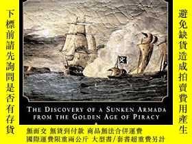 二手書博民逛書店The罕見Lost Fleet: The Discovery of a Sunken Armada from th