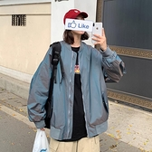 秋季炸街反光外套女2020年新款ins潮春秋高級感情侶棒球服上衣酷  店慶降價