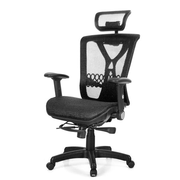 GXG 高背全網 電腦椅 (摺疊扶手) 型號094 EA1