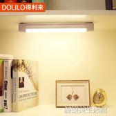 酷斃燈大學生寢室宿舍神器led台燈學習USB燈管書桌可充電台燈