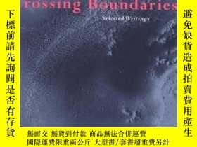 二手書博民逛書店Crossing罕見BoundariesY368185 Albe