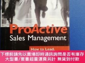 二手書博民逛書店ProActive罕見(Sales Management)Y153720 AMACOM number 出版2