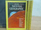 【書寶二手書T4/雜誌期刊_QIC】國家地理_1980/1~10月間_共6本合售_Bamboo等