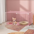 狗籠子小型犬室內帶廁所
