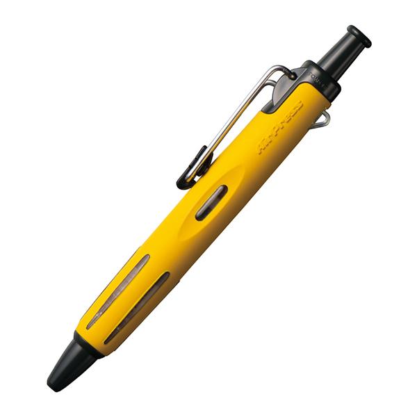 油性筆 TOMBOW蜻蜓 BC-AP 氣壓隨寫筆-黃桿【文具e指通】量販.團購