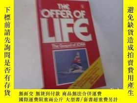 二手書博民逛書店THE罕見OFFER OF LIFEY171502